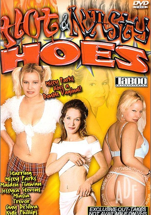 Hot & Nasty Hoes Boxcover