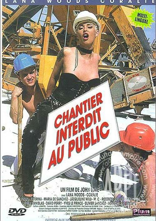 Chantier Interdit Au Public Boxcover
