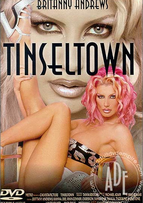 Tinseltown Boxcover
