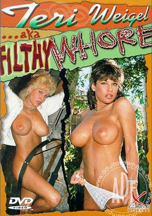 Teri Weigel AKA Filthy Whore Boxcover