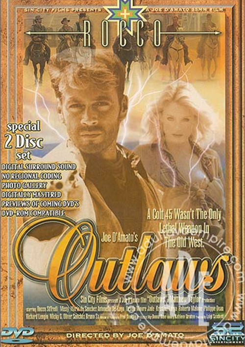 Outlaws Boxcover