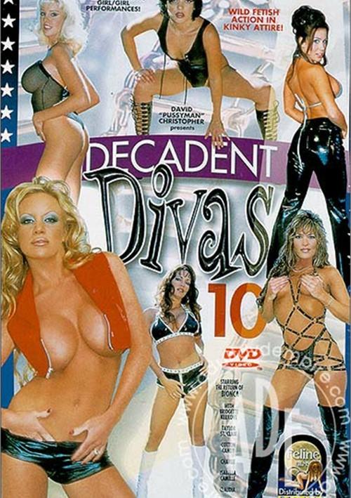 Decadent Divas 10 Boxcover