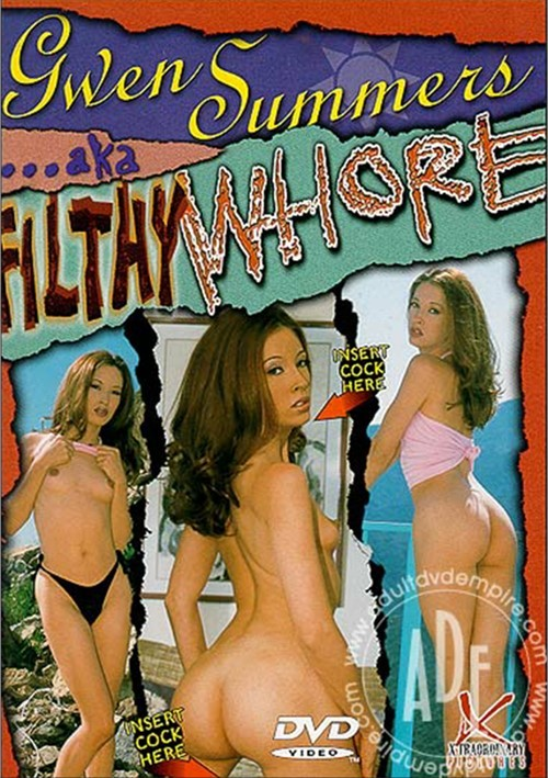 Gwen Summers AKA Filthy Whore Boxcover