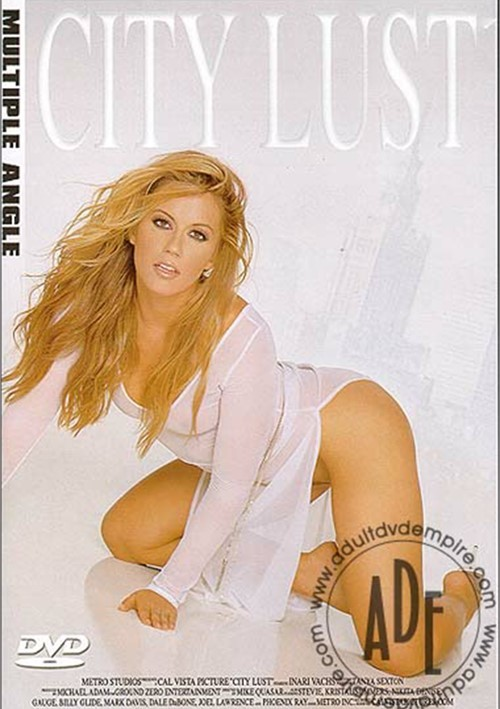 City Lust Boxcover