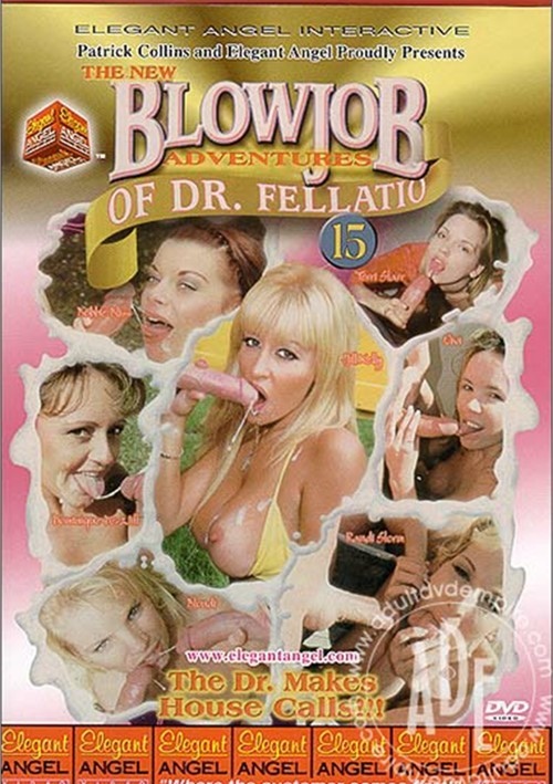 Blowjob Adventures of Dr. Fellatio #15, The Boxcover