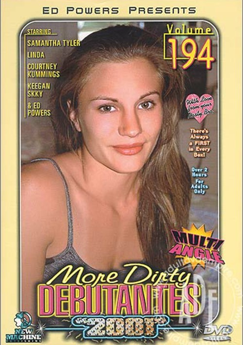 More Dirty Debutantes #194 Boxcover