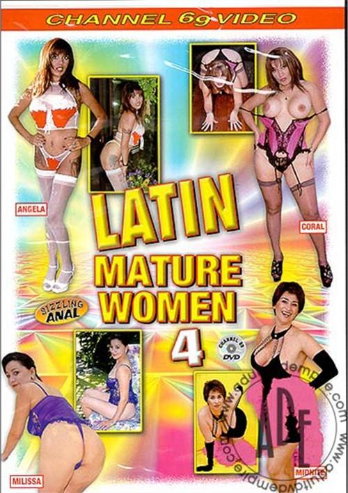 Latin Mature Women 4 Boxcover