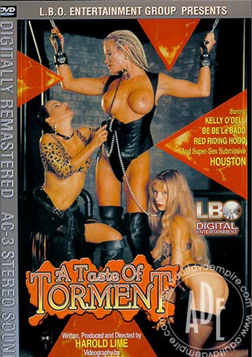 Taste of Torment, A Boxcover