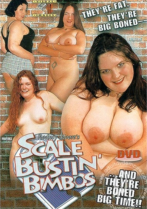 Scale Bustin' Bimbos Boxcover