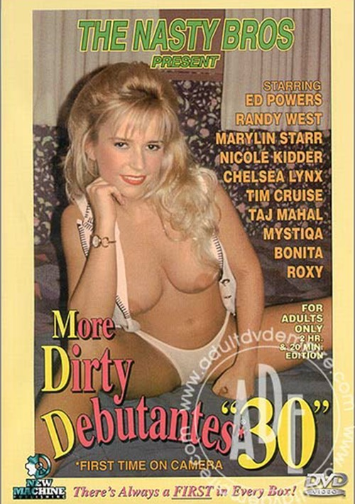 More Dirty Debutantes #30 Boxcover