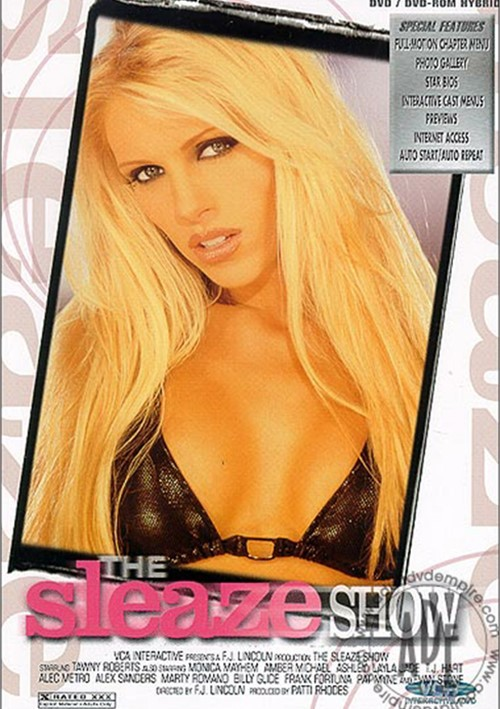 Sleaze Show, The Boxcover