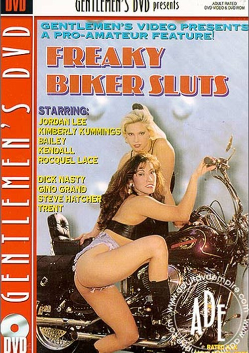 Freaky Biker Sluts Boxcover