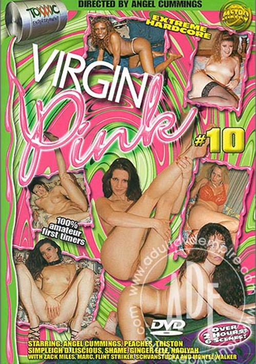 Virgin Pink 10 Boxcover