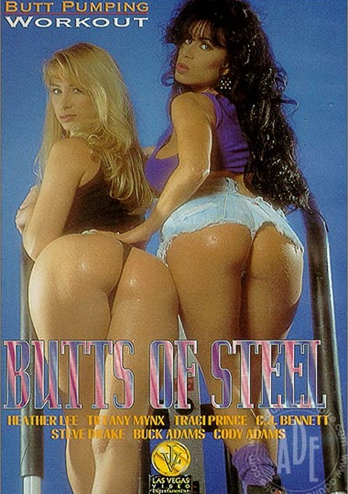 Butts of Steel Boxcover
