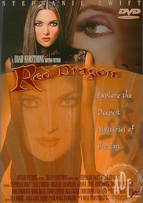 Red Dragon Boxcover