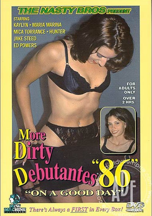 More Dirty Debutantes #86 Boxcover