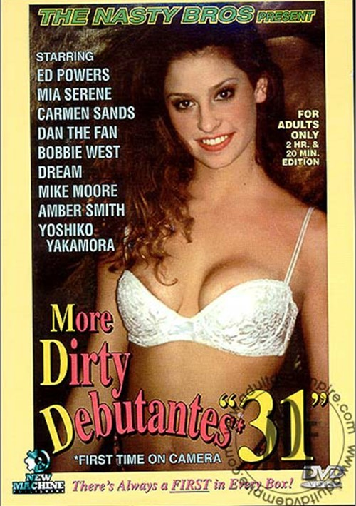 More Dirty Debutantes #31 Boxcover