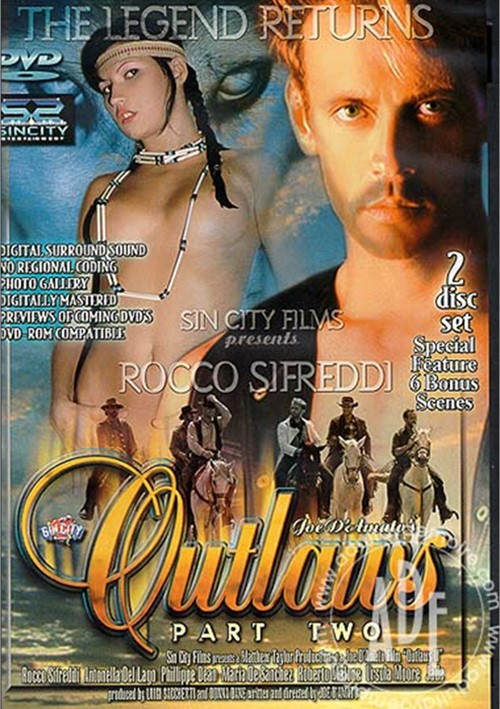 Outlaws Part 2 Boxcover