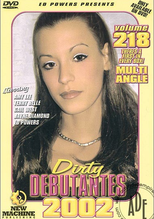 Dirty Debutantes #218 Boxcover