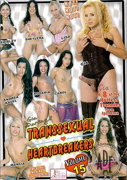 Transsexual Heart Breakers 15 Boxcover