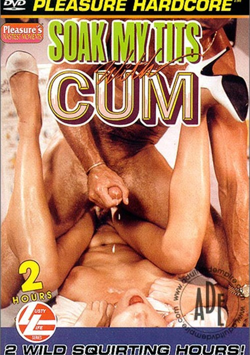 Soak My Tits with Cum Boxcover
