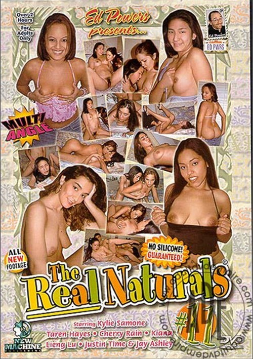 Real Naturals 11, The Boxcover