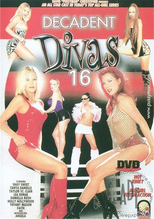 Decadent Divas 16 Boxcover