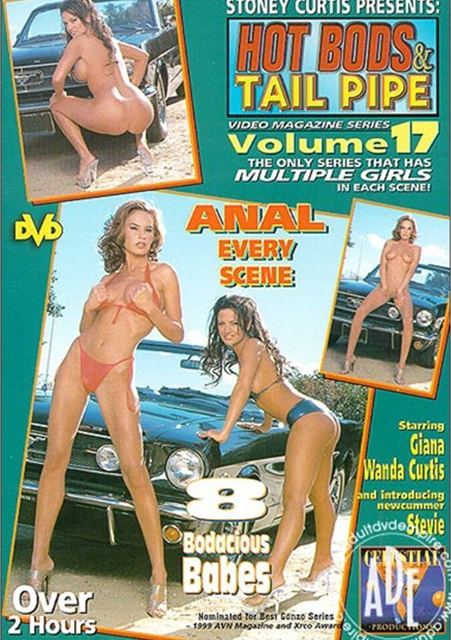 Hot Bods & Tail Pipe Vol.17 Boxcover