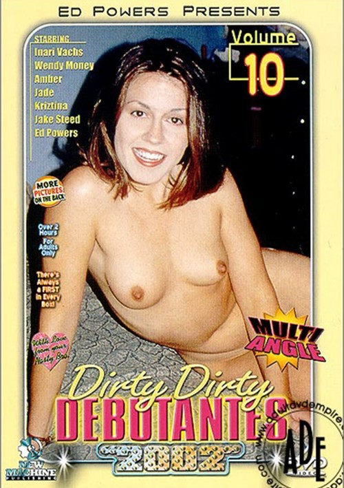 Dirty Dirty Debutantes #10 Boxcover