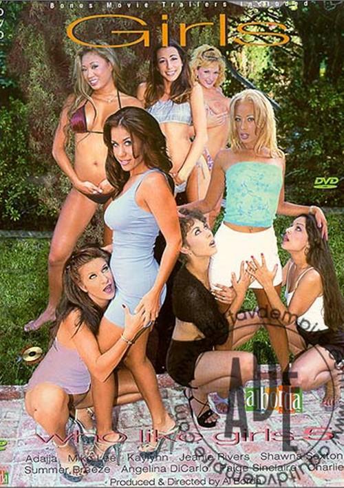 Girls Who Like Girls 5 Boxcover