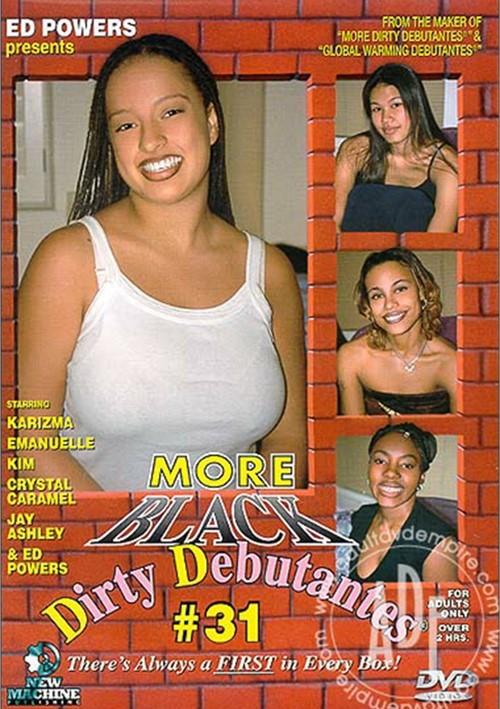 More Black Dirty Debutantes #31 Boxcover