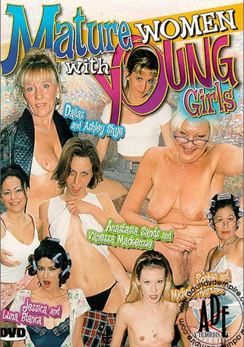 Mature Women with Younger Girls Boxcover