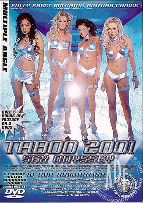 Taboo 2001: Sex Odyssey Boxcover