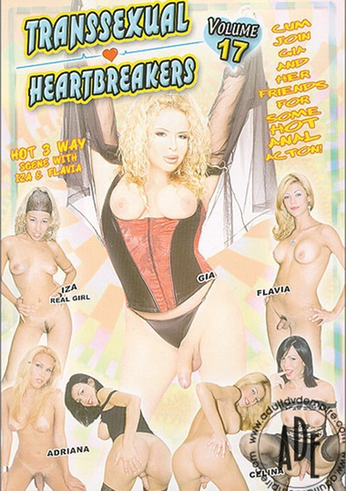 Transsexual Heart Breakers 17 Boxcover