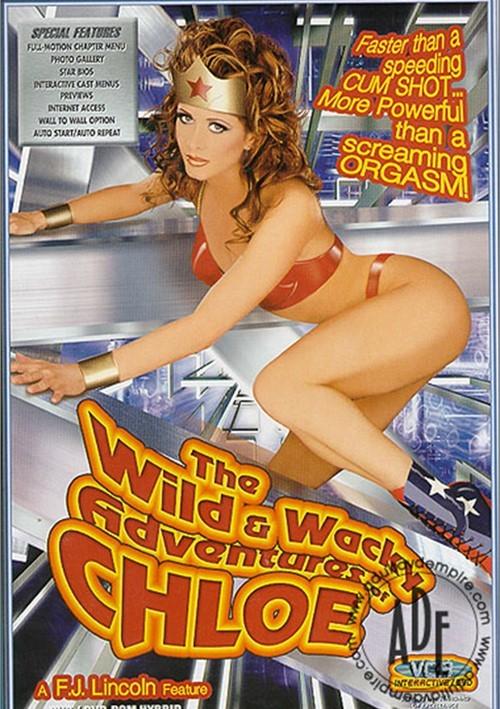 Wild & Wacky Adventures of Chloe, The Boxcover