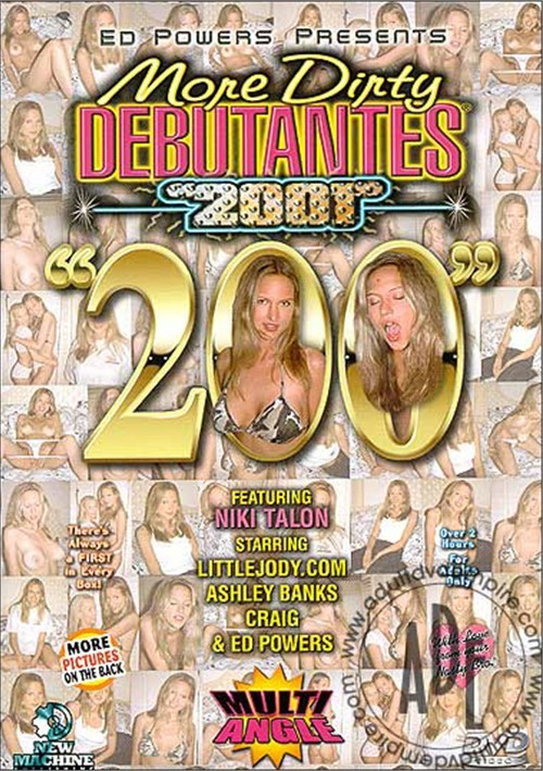 More Dirty Debutantes #200 Boxcover
