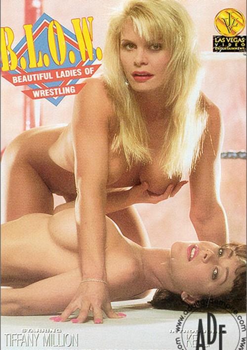 B.L.O.W. Beautiful Ladies of Wrestling Boxcover