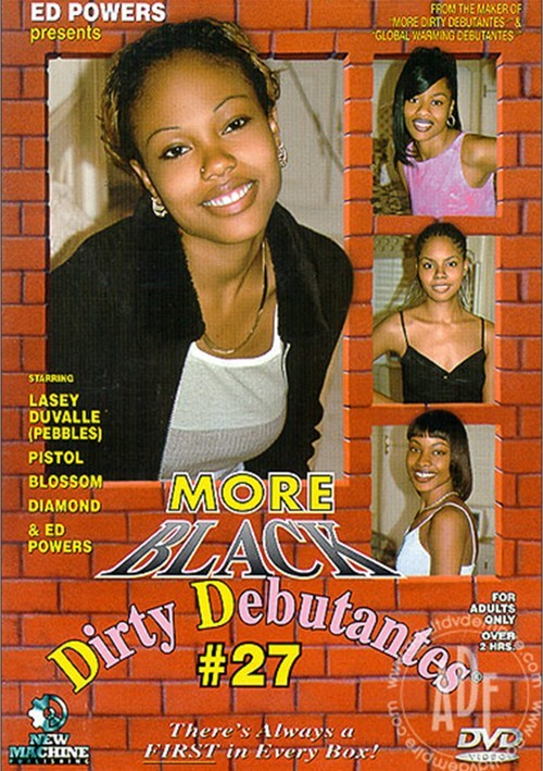 More Black Dirty Debutantes #27 Boxcover