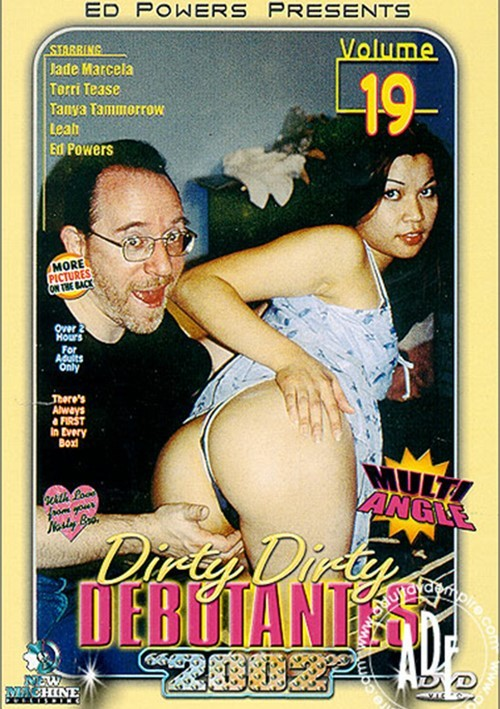 Dirty Dirty Debutantes #19 Boxcover