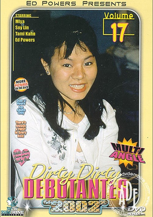 Dirty Dirty Debutantes #17 Boxcover
