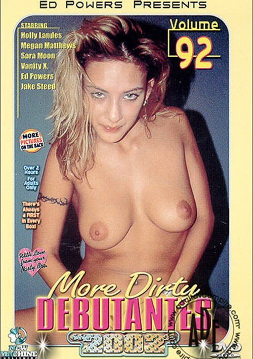 More Dirty Debutantes #92 Boxcover