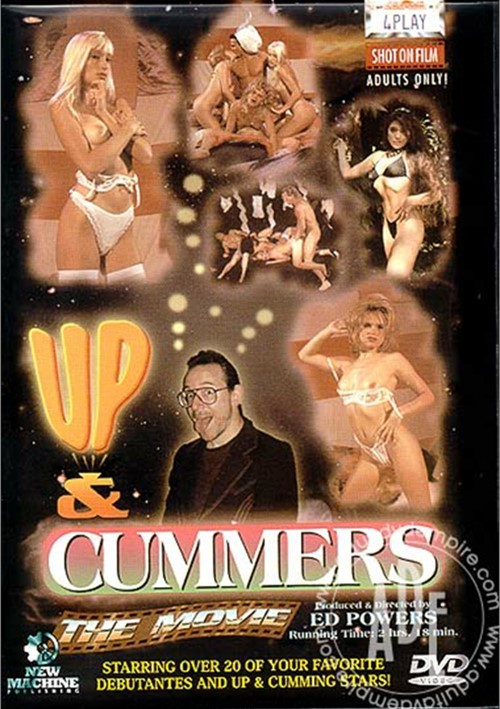 Up & Cummers: The Movie Boxcover