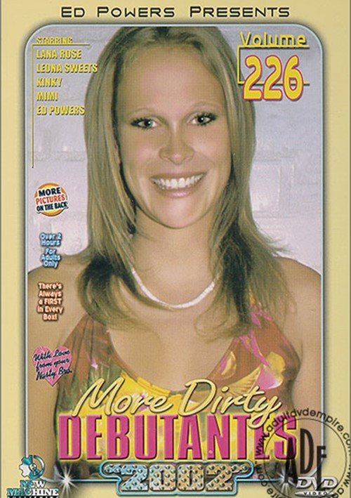 More Dirty Debutantes #226 Boxcover