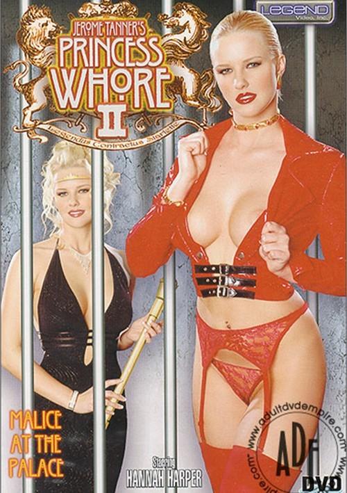 Princess Whore 2 Boxcover