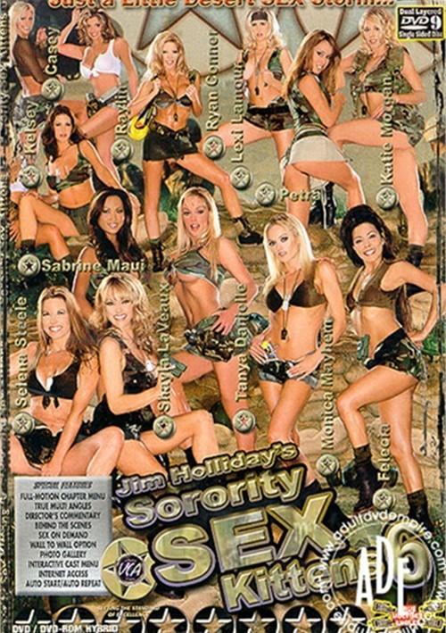 Sorority Sex Kittens 6 Boxcover
