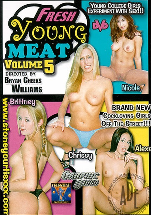 Fresh Young Meat Vol. 5 Boxcover