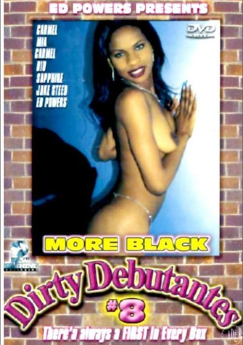 More Black Dirty Debutantes #8 Boxcover