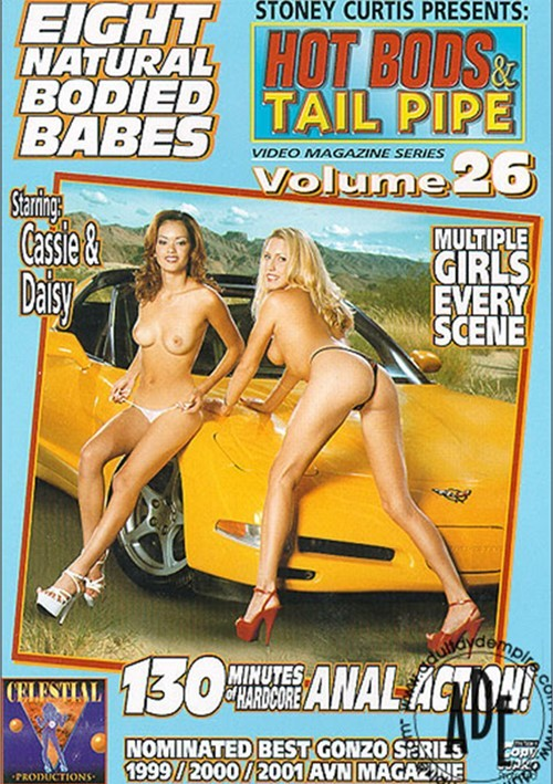 Hot Bods & Tail Pipe Vol.26 Boxcover