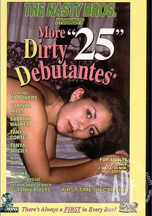 More Dirty Debutantes #25 Boxcover