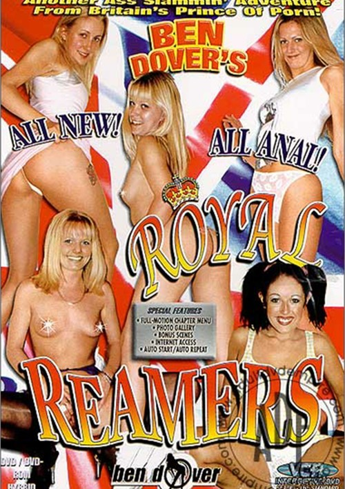 Ben Dover's Royal Reamers Boxcover